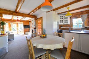 Kuća lješnjaka kuhinja