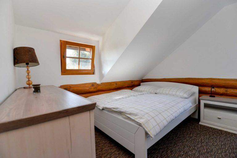 Kuća lješnjaka soba