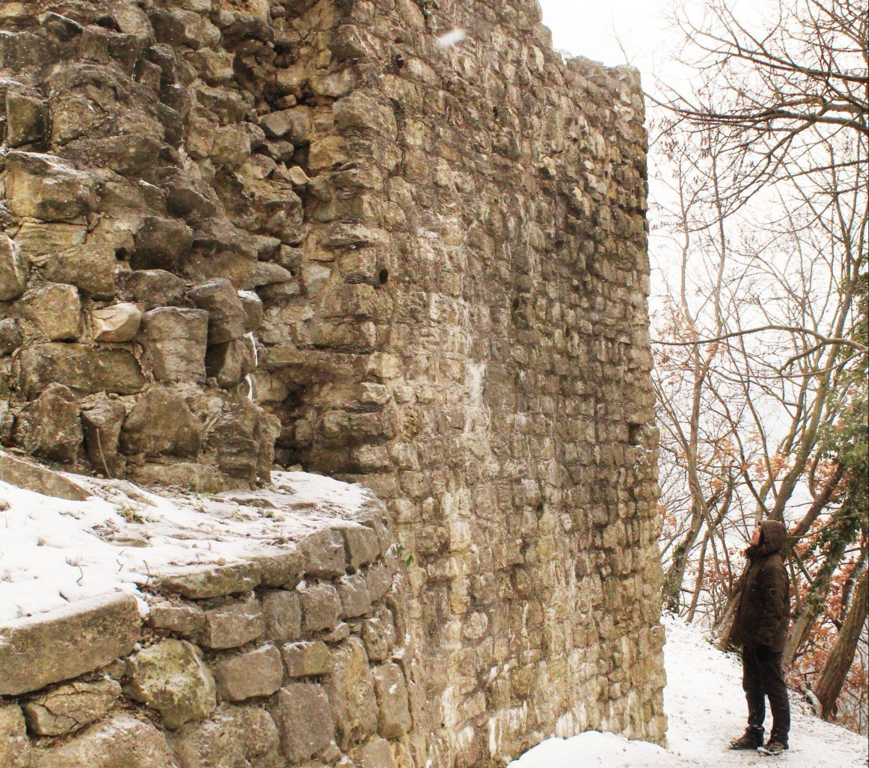 Do Čanjeva uz snježnu mećavu