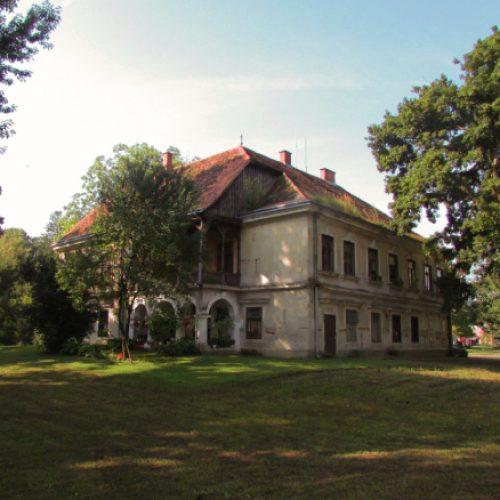 Dvorac Vidovec Jordis-Lohaussen
