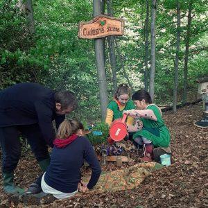 Tehnologija drveća istraživanje u Čudesnoj šumi